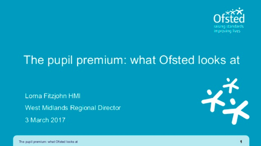 Ofsted Poster