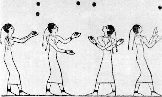 Teachers Juggling